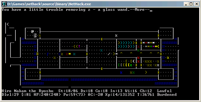 Nethack Part 11 Fallout
