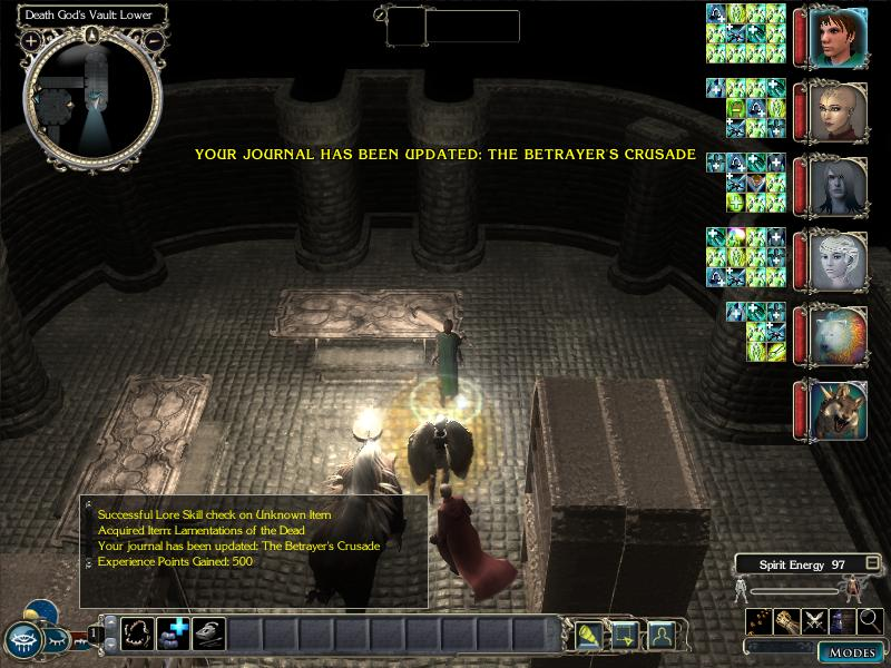 Neverwinter Nights 2 Mask Of The Betrayer Part 36