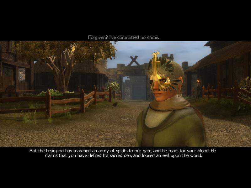 Neverwinter Nights 2: Mask of the Betrayer Part #43 - Don't