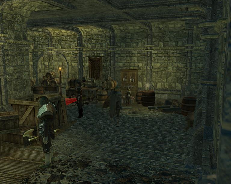 Neverwinter Nights 2 Storm Of Zehir Part 16 Wherein A