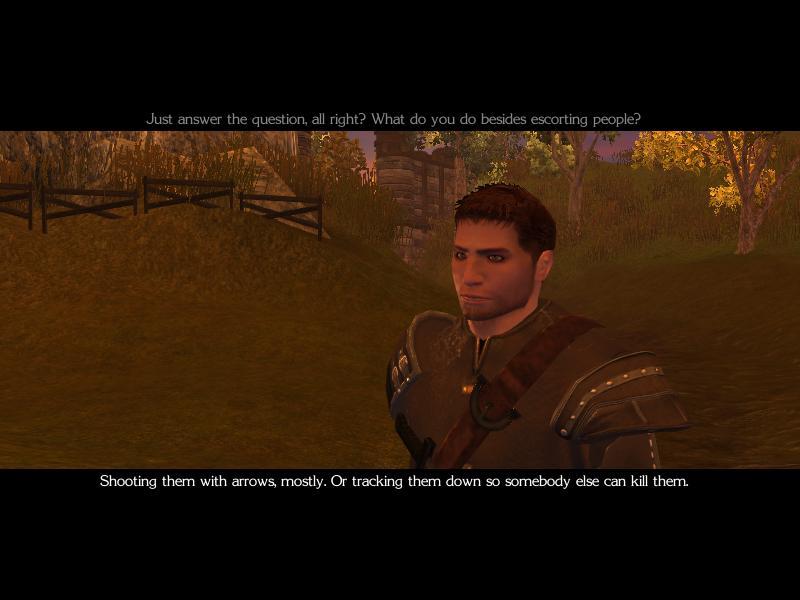 Neverwinter Nights 2 Part #31 - Act One Chapter Twenty-Eight - Bishop