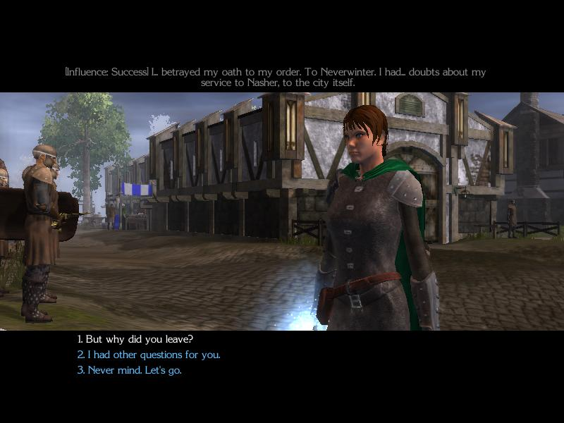 Neverwinter Nights 2 Part #40 - Act Two Chapter Six - Nc3? Bxc3