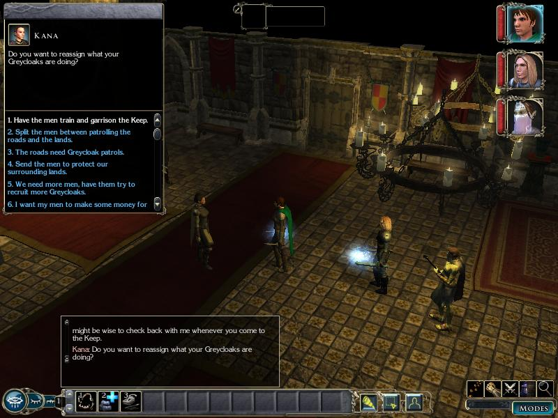 Neverwinter Nights 2 Part #53 - Act Two Chapter Eighteen - Tyrant