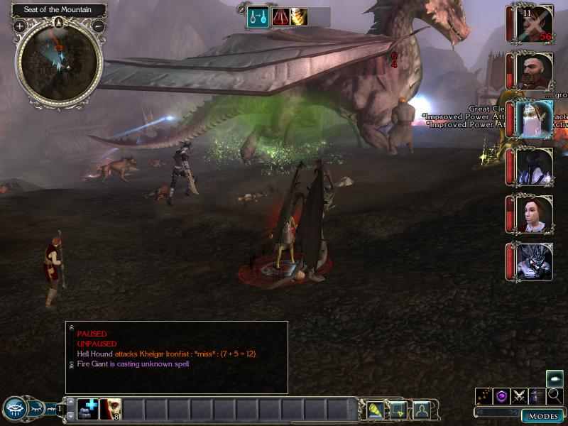 neverwinter fire giant - photo #22
