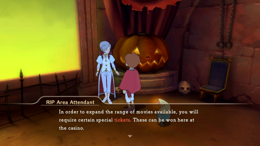 ni no kuni casino rewards