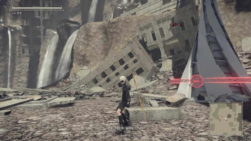 NieR: Automata Part #112 - Episode CVIII: The Tower