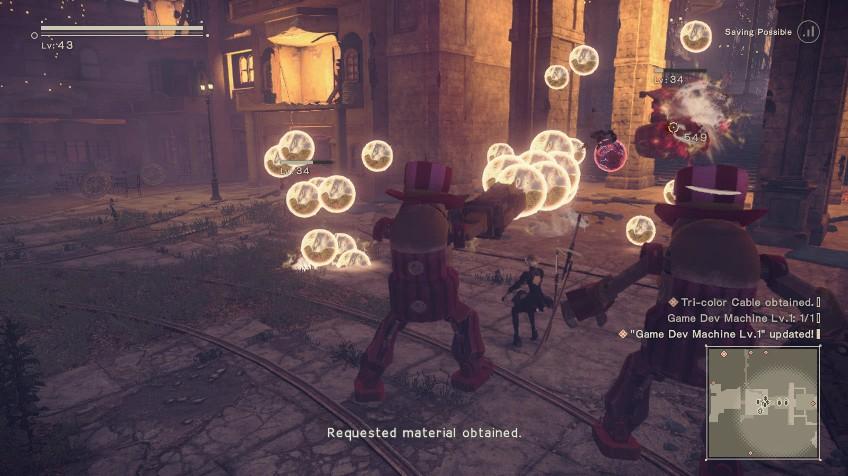 Nier Automata Part 85 Episode Lxxxiii Game Dev Qa Session