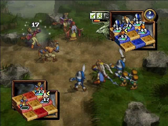 Ogre Battle 64 Part #2 - Game Mechanics Megadump -- go here