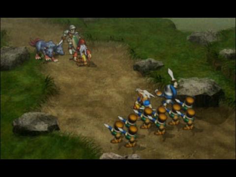 ogre battle 64 how to get dark knight