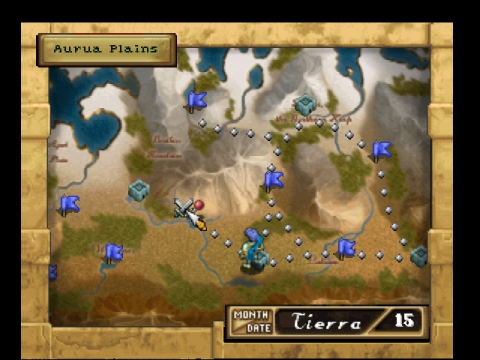 Ogre Battle 64: Person of Lordly Caliber on Wii U VC in