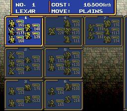 Ogre Battle: The March of the Black Queen - Update 59