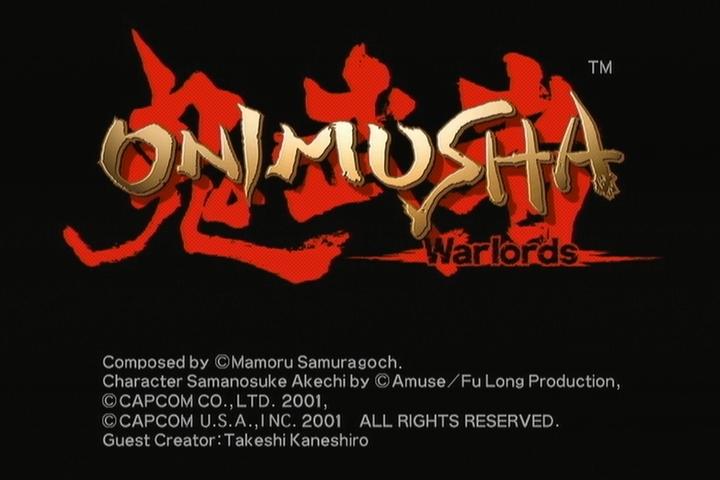 Onimusha: Warlords Part #1   Episode I: A Good Joke