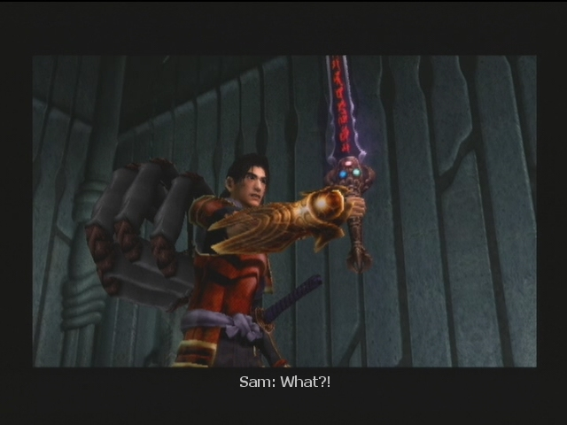 onimusha 3 how to get bishamon sword