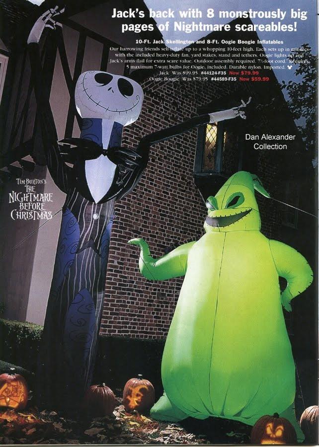 The Nightmare Before Christmas Merch