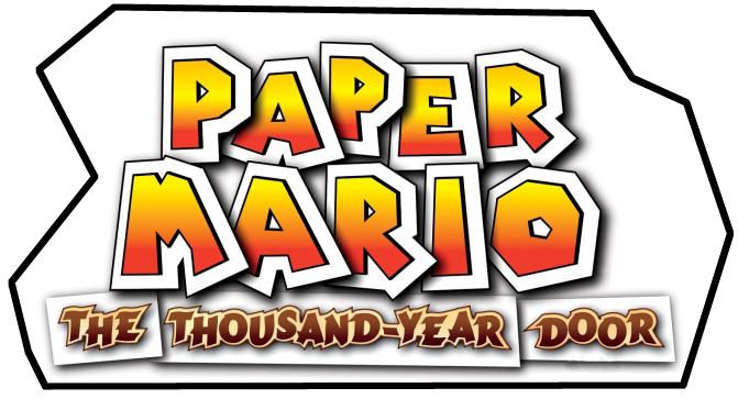 Paper mario the thousand year door for 1000 year door