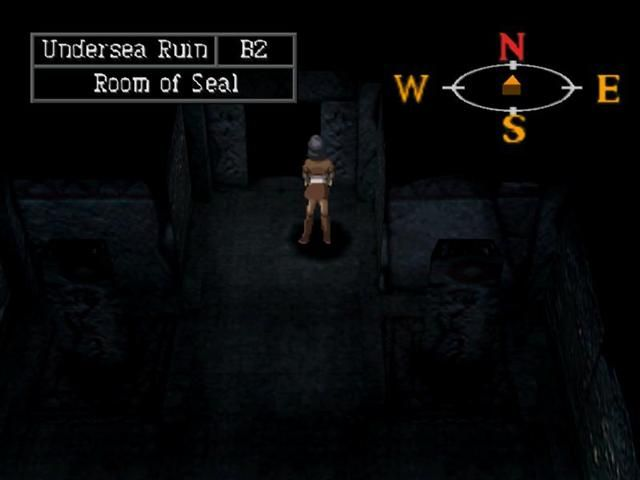 Persona  Eternal Punishment Treasure Room