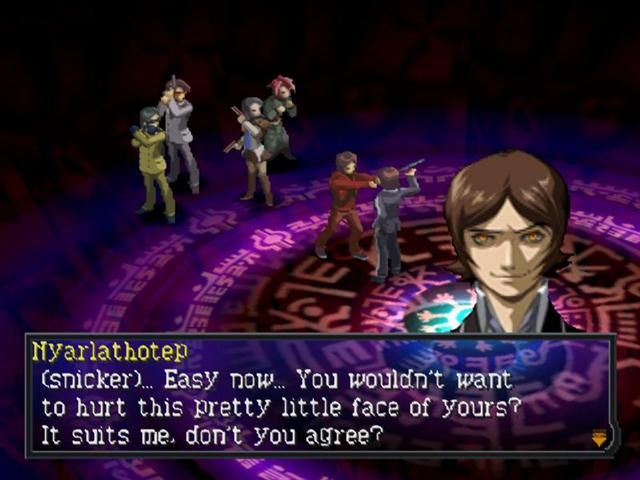 Persona 2: Eternal Punishment Part #35 - Part Thirty-Two: The Crawling ...