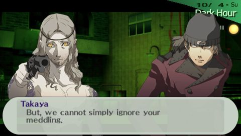 Persona 3 Fes Part 71 10 02 09 10 06 09 Shinjiro Aragaki