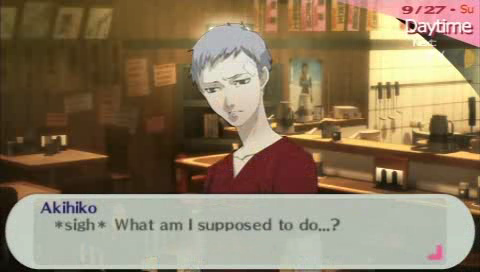 Dating akihiko persona 3