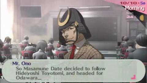 Persona 3 portable datation Shinjiro