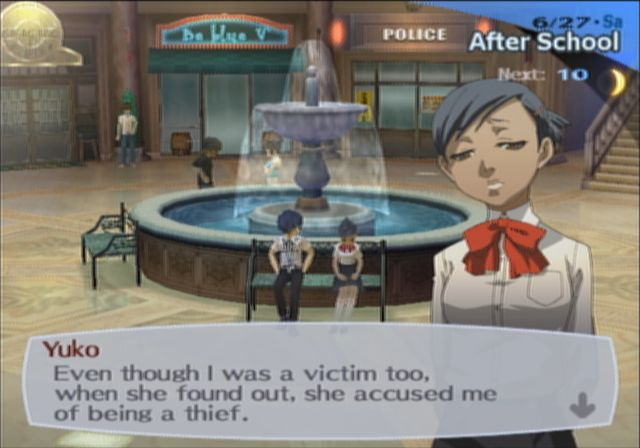 persona 3 dating gaver