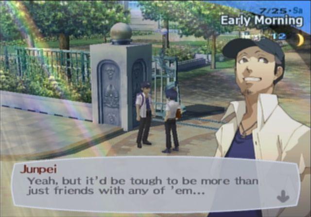 Dating mitsuru persona 3