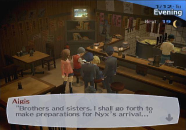 Persona 3 Part #59 - Entry Fifty-Three: January 30th, 2010