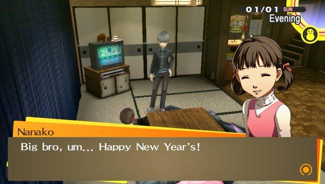 Persona 4 Christmas Present For Nanako No Fighting Yaqpxz Runewyear Site