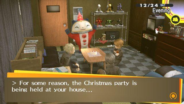 Persona 4: Golden Part #136 - December 23 - December 24: A He-Man ...