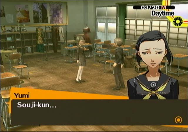 Dating yumi persona 4 walkthrough