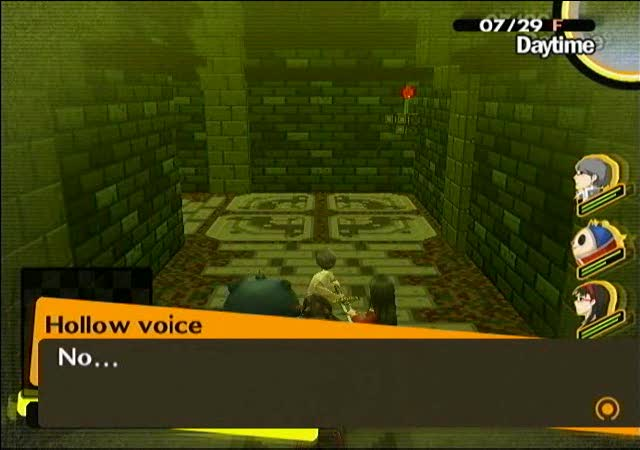 Persona 4 part 44 7 29 11 part 2 for Hollow to floor meaning