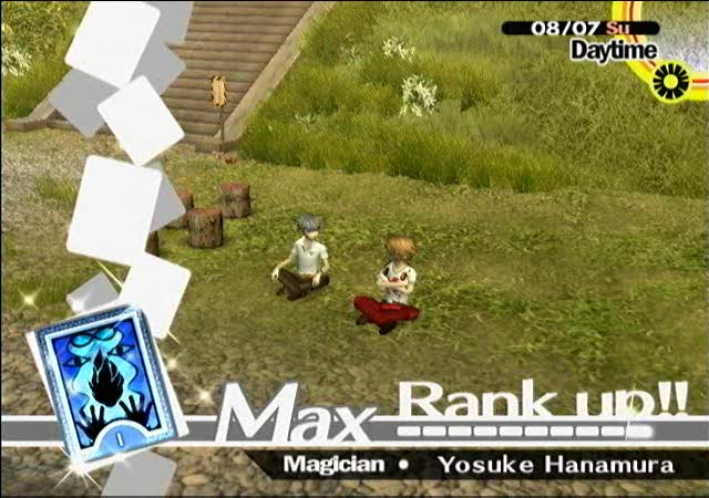 Image result for persona 4 social link
