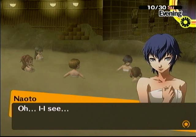 Dating rise persona 4 hot