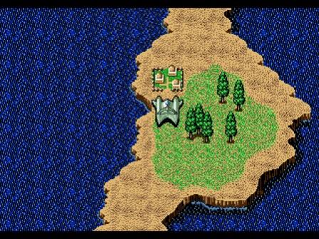 Phantasy Star 4 World Map.Phantasy Star 4 Part 25 Part Twenty Four Complete Loss Of Focus