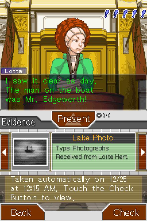 phoenix wright ace attorney 4