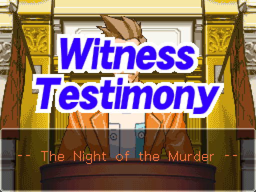 Phoenix Wright: Ace Attorney Part #50 - Case 4 - Turnabout