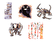 The different missingno s