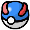 Great Ball Pokemon Time is the great ball. Ultra Ball Sprite