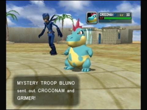 pokemon colosseum how to get shiny pokemon