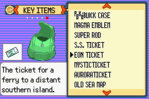 Pokemon Emerald Part #41 - Final Unprecedented Island Adventure