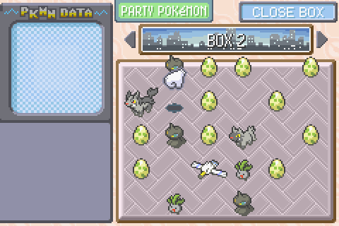 Pokemon Glitch Exhibition Part #12 - Emerald Dragons