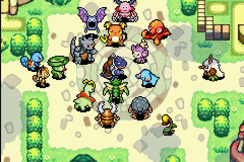 pokemon mystery dungeon red rescue team part 48 premonitions of
