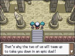 Pokemon Platinum Part 38 Climactic Galactic Uh