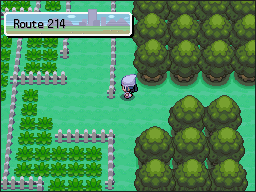 pokemon platinum how to get the move rock climb