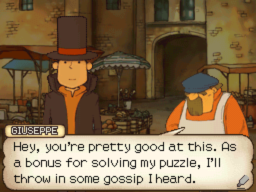Professor Layton and the Curious Village Part #19 - The Tower