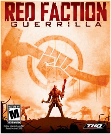 Red Faction: Guerrilla Deutsche  Texte, Untertitel, Stimmen / Sprachausgabe Cover