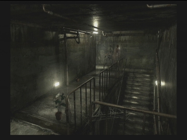 Resident Evil  Hidden Room Laboratory