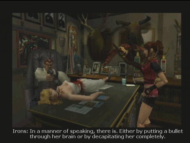 Resident Evil  Little Girl Room