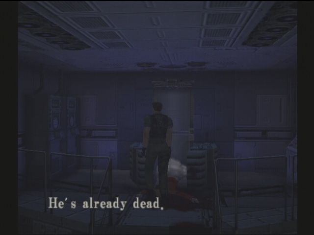 Resident Evil  Grandmother S Room Note