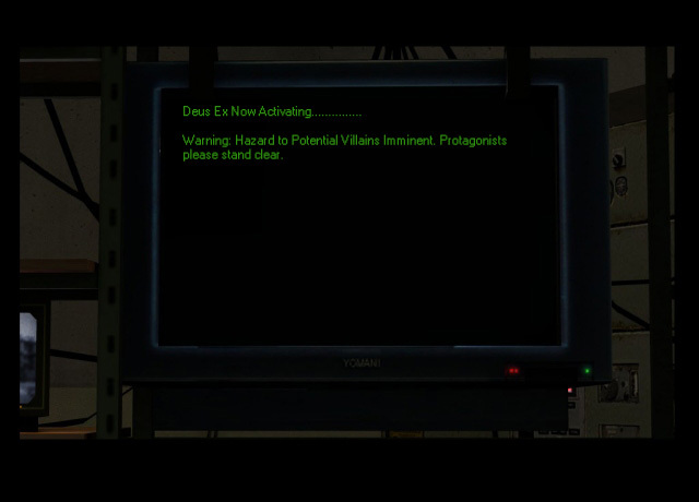 Resident Evil Code: Veronica X Part #31 - Deus Ex